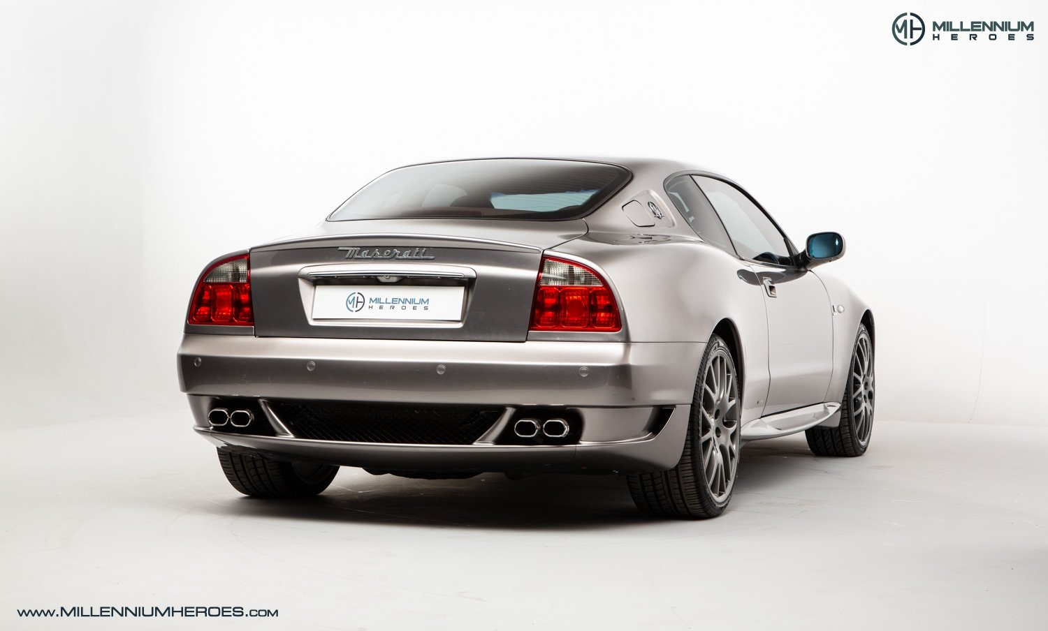 2006 MASERATI COUPE V8 GRANSPORT LE // 44K MILES //  1 OF 107 For Sale (picture 7 of 22)
