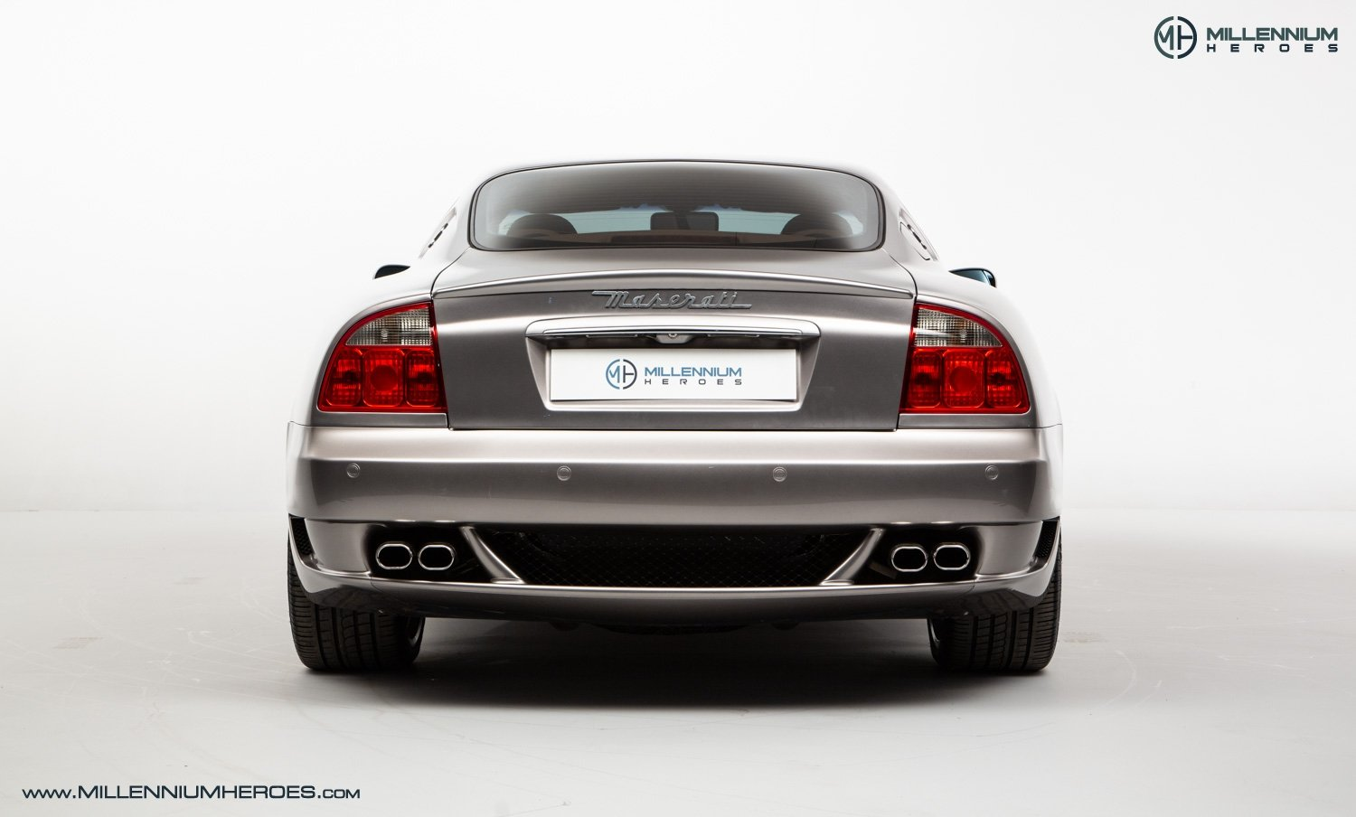 2006 MASERATI COUPE V8 GRANSPORT LE // 44K MILES //  1 OF 107 For Sale (picture 8 of 22)