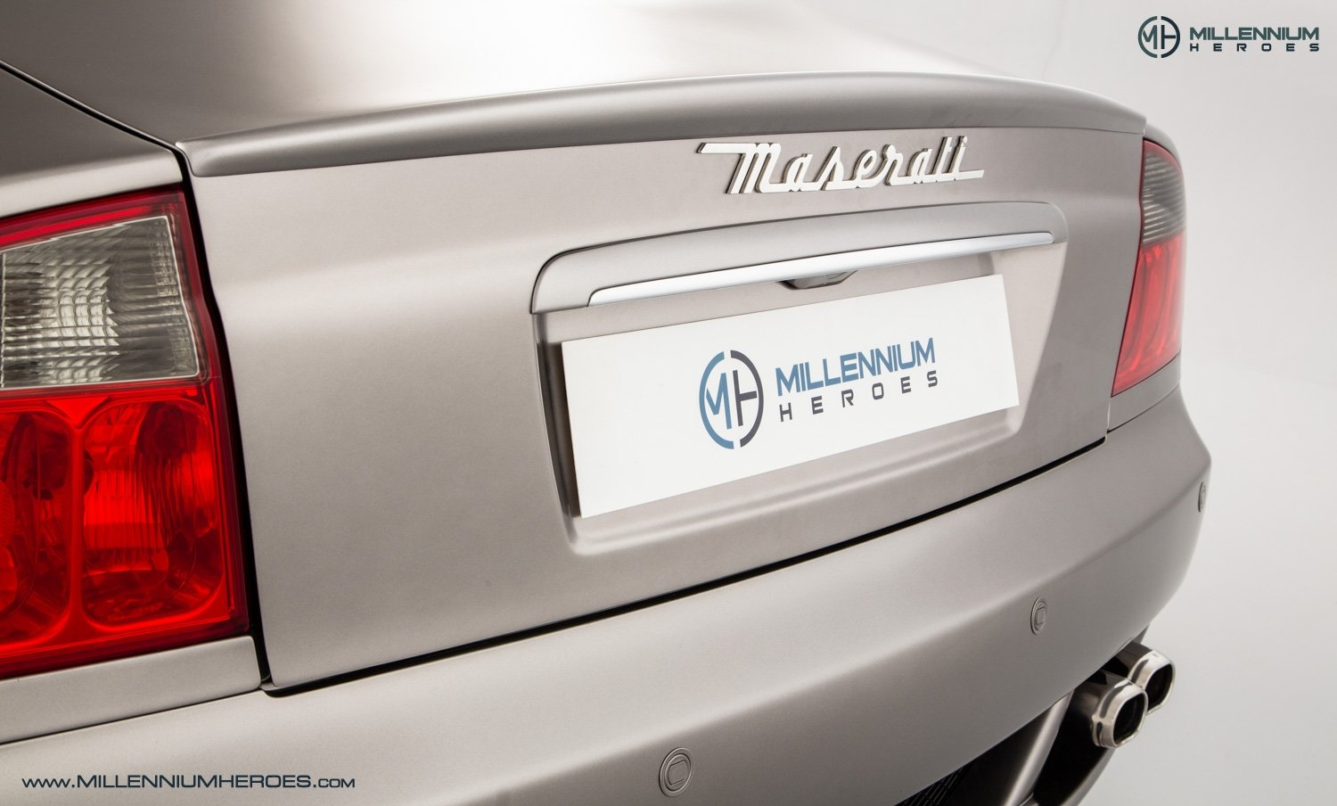 2006 MASERATI COUPE V8 GRANSPORT LE // 44K MILES //  1 OF 107 For Sale (picture 9 of 22)