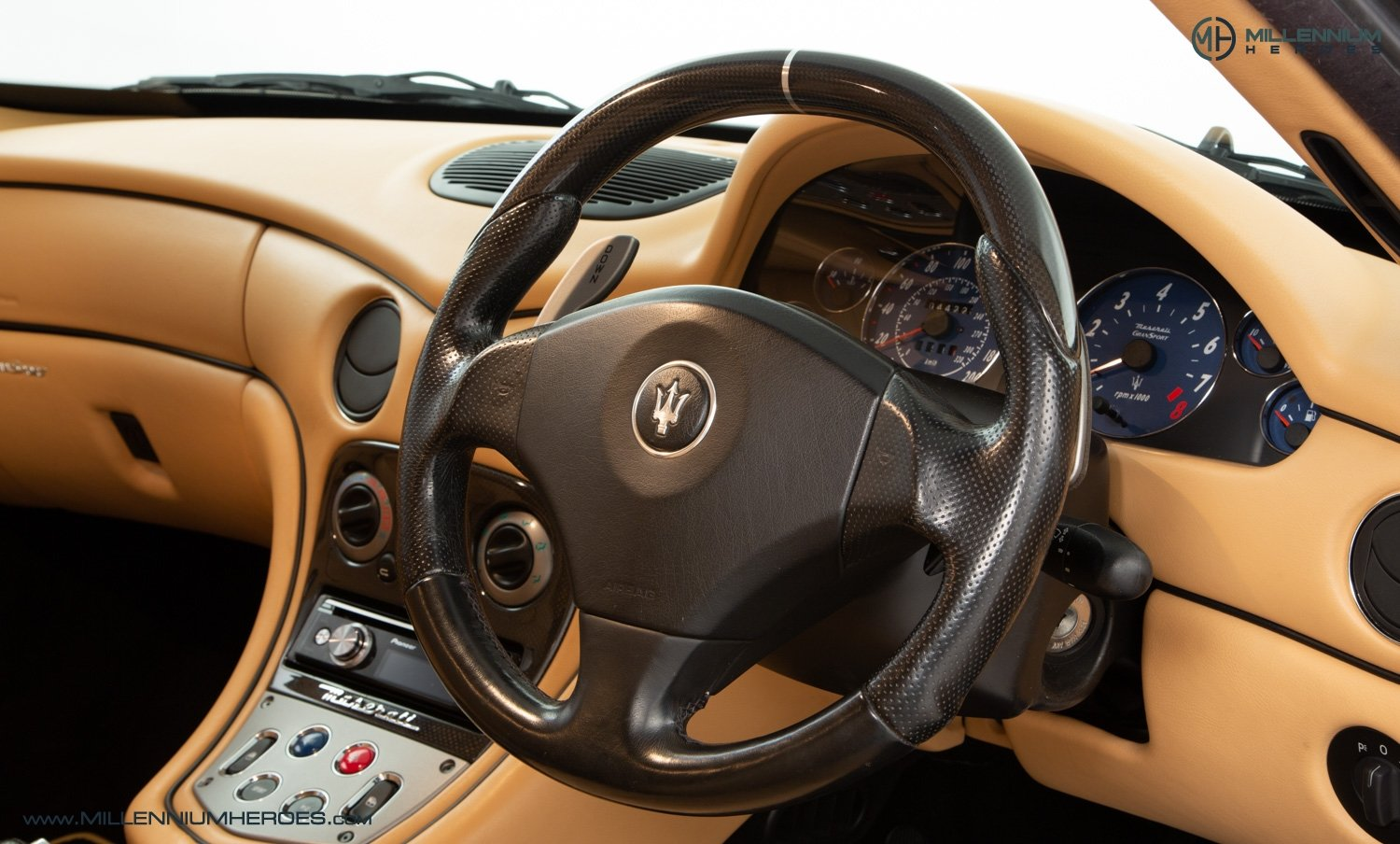 2006 MASERATI COUPE V8 GRANSPORT LE // 44K MILES //  1 OF 107 For Sale (picture 11 of 22)