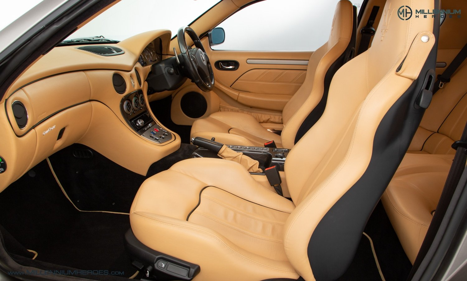 2006 MASERATI COUPE V8 GRANSPORT LE // 44K MILES //  1 OF 107 For Sale (picture 12 of 22)