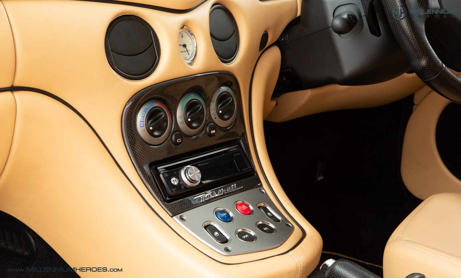 2006 MASERATI COUPE V8 GRANSPORT LE // 44K MILES //  1 OF 107 For Sale (picture 13 of 22)