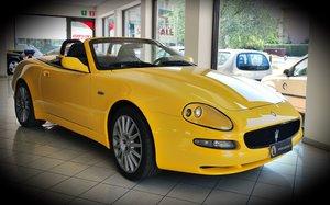 Maserati 4200 Spyder Cambiocorsain yellow