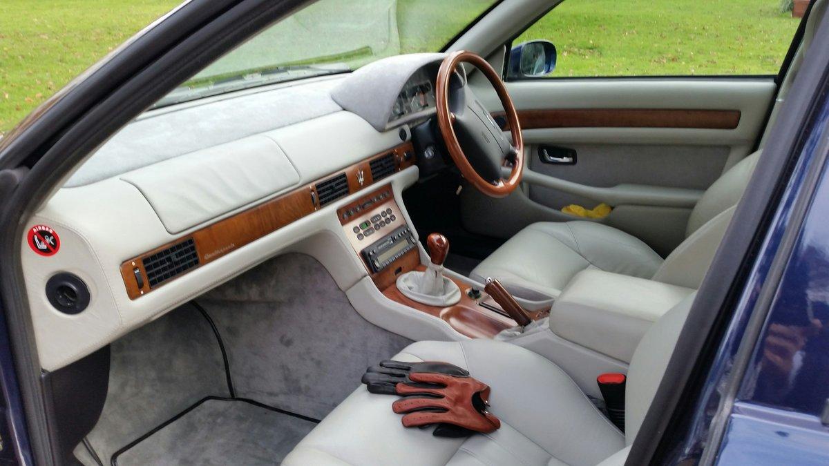 1998 Maserati QPIV Evoluzione.   For Sale (picture 2 of 6)