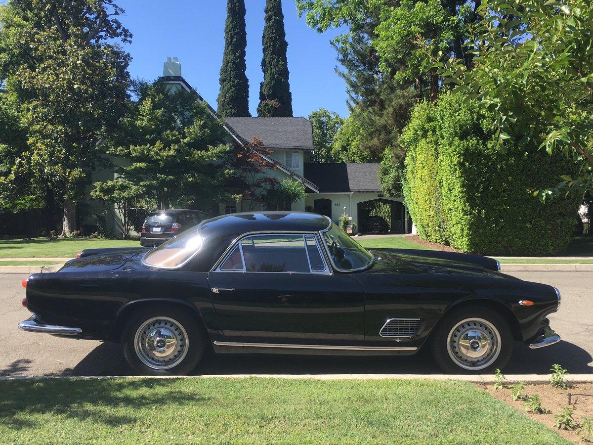 #21741 1964 Maserati 3500 GTI: For Sale (picture 2 of 6)