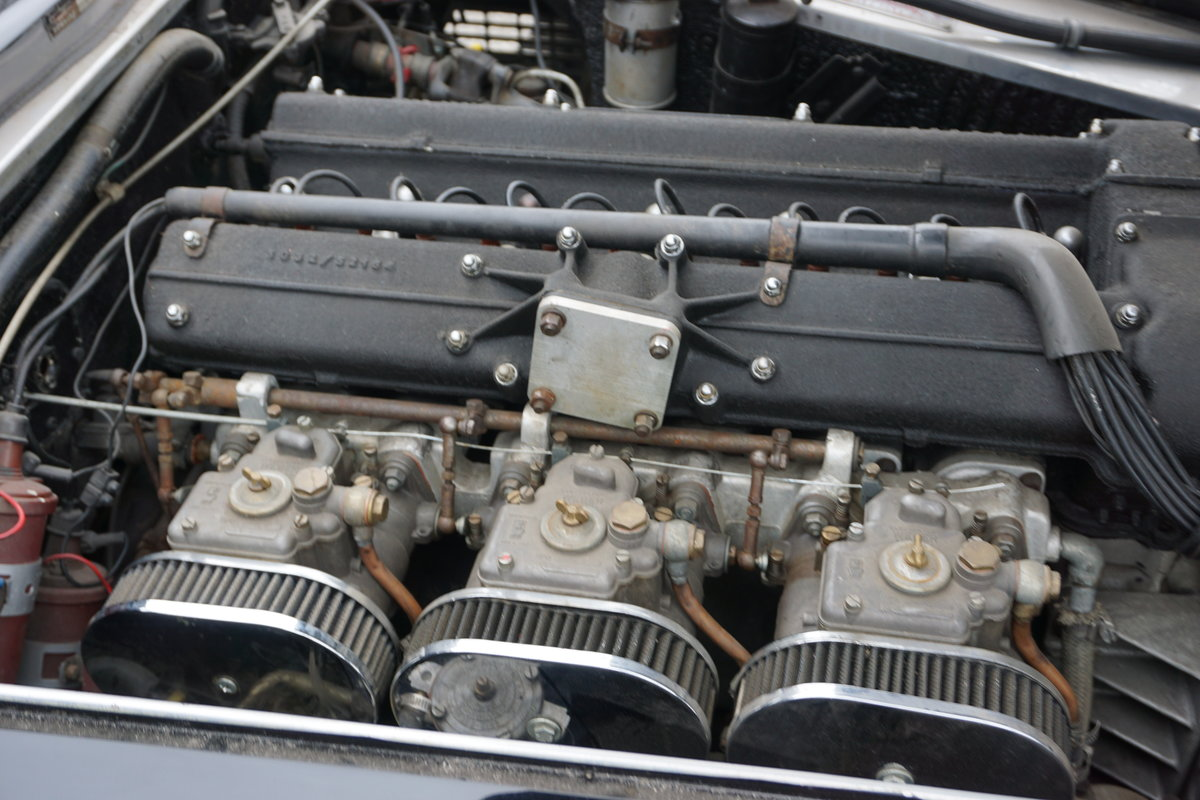 #21741 1964 Maserati 3500 GTI: For Sale (picture 6 of 6)