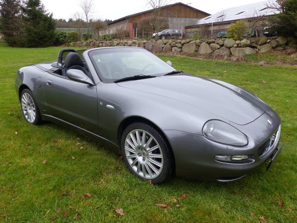 2003 Maserati 4200 Spyder Cambiocorsa - original For Sale ...