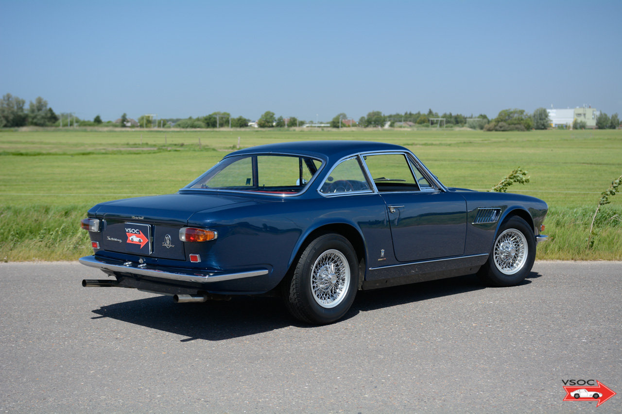 1967 Maserati 3700 GTi Sebring Series 2 - Fantastic matching nr. For Sale (picture 5 of 6)