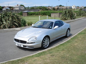 MASERATI 3200 GT AUTOMATIC 2 former keepers