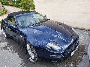 2002 Maserati Spyder 4200GT, 24500 miles. 1 owner