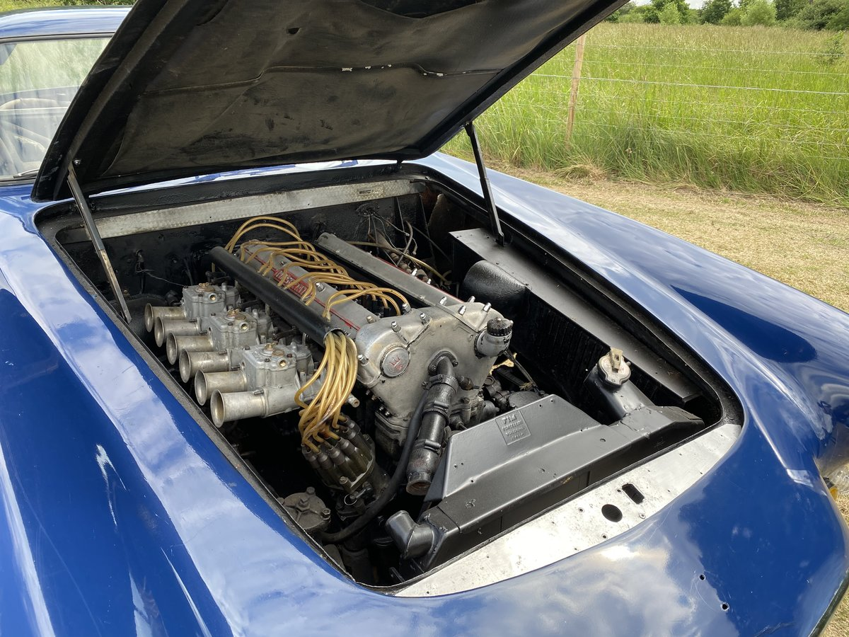 1961 Maserati 3500 GT Project  For Sale (picture 4 of 6)