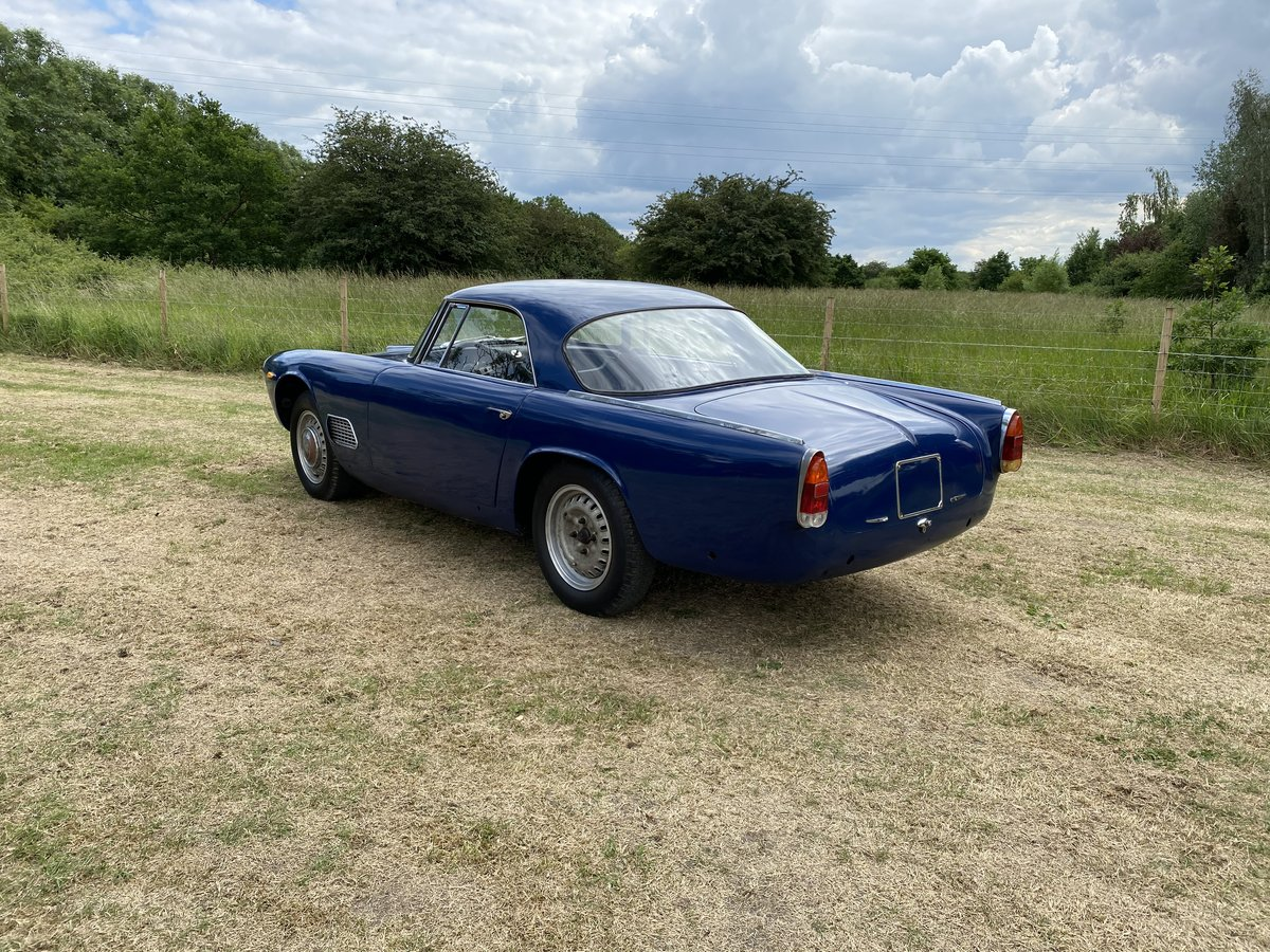 1961 Maserati 3500 GT Project  For Sale (picture 5 of 6)