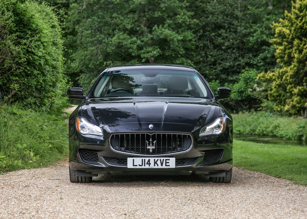 2014 Maserati Quattroporte SOLD by Auction (picture 1 of 6)