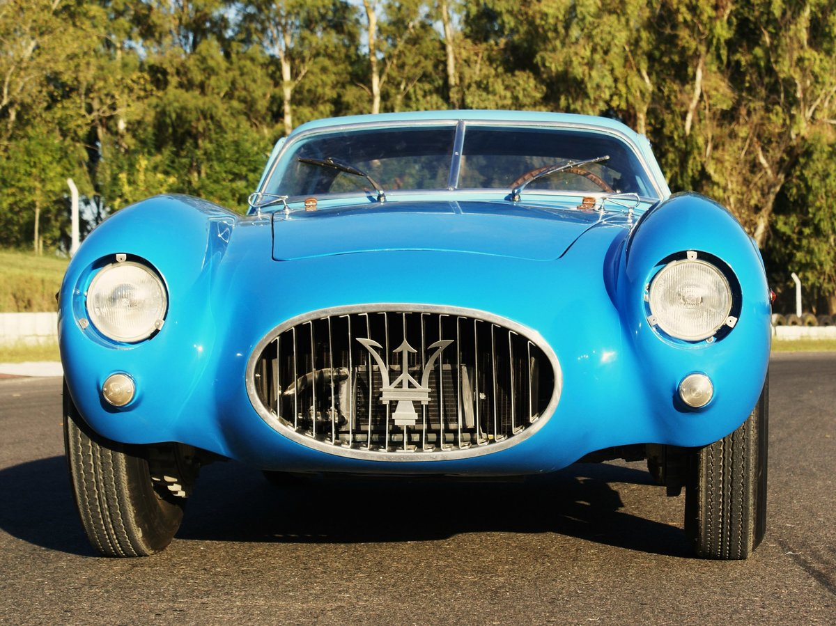 1953 Maserati A6GCS/53 Berlinetta (Recreation) For Sale (picture 1 of 6)