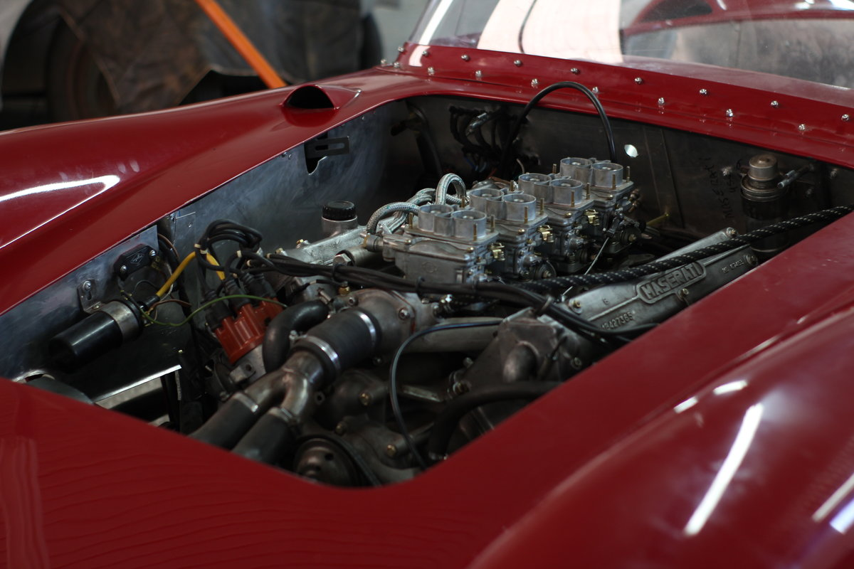 1957 Maserati 450S V8 (Recreation) For Sale (picture 3 of 6)