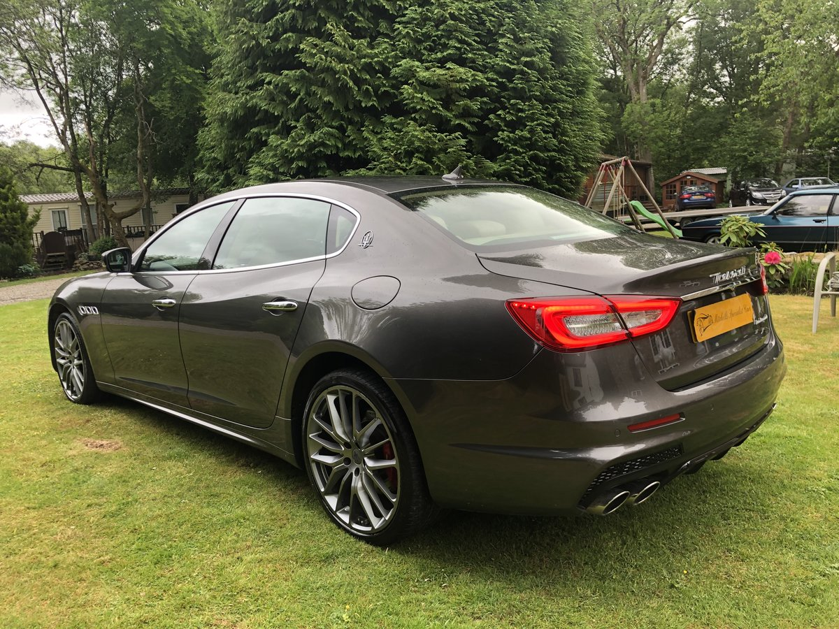 INCREDIBLE 2018my MASERATI QUATTROPORTE GRANSPORT V6D For Sale (picture 4 of 6)
