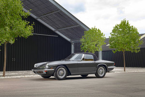 1966 Maserati Mistral Spyder - Right-hand-drive