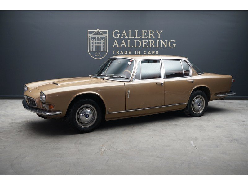 1964 Maserati Quattroporte 4200 series 1 for restoration, fully r For Sale (picture 1 of 6)