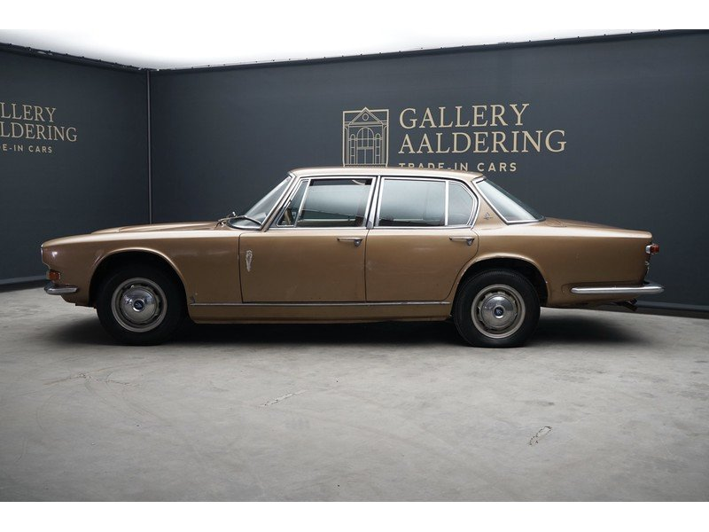 1964 Maserati Quattroporte 4200 series 1 for restoration, fully r For Sale (picture 2 of 6)