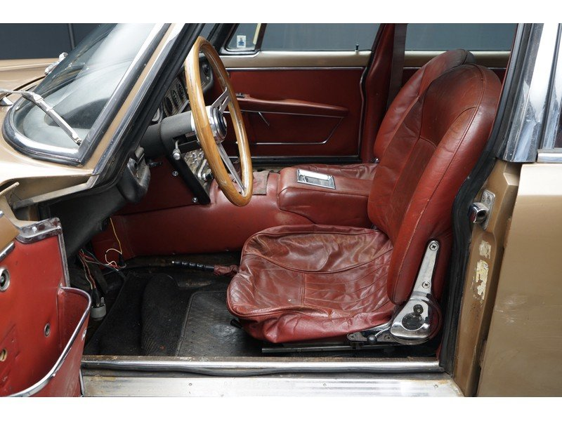 1964 Maserati Quattroporte 4200 series 1 for restoration, fully r For Sale (picture 3 of 6)