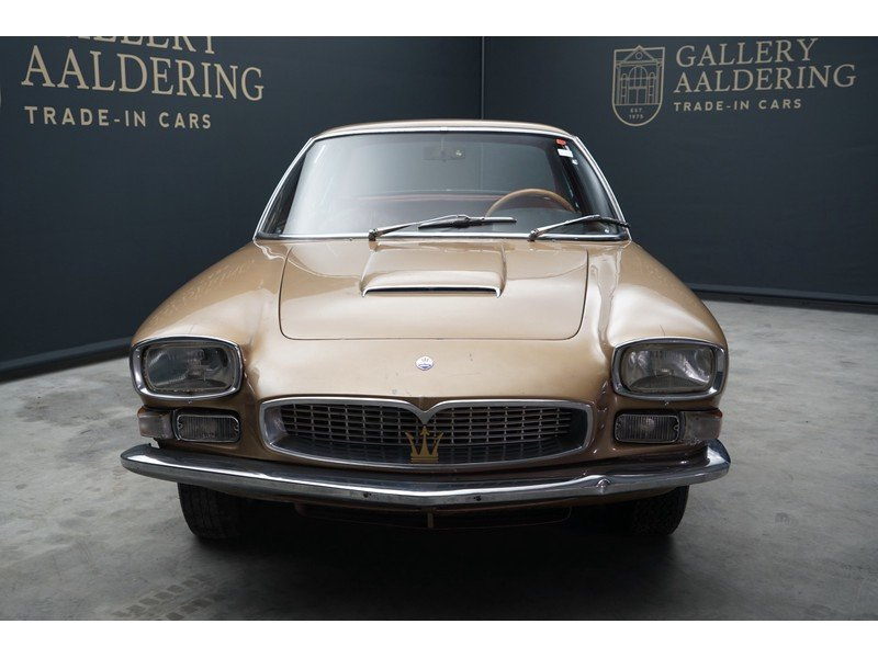 1964 Maserati Quattroporte 4200 series 1 for restoration, fully r For Sale (picture 5 of 6)