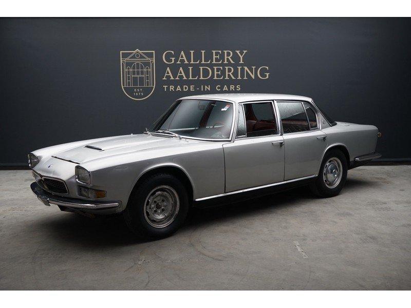 1967 Maserati Quattroporte Series 1 For Sale (picture 1 of 6)