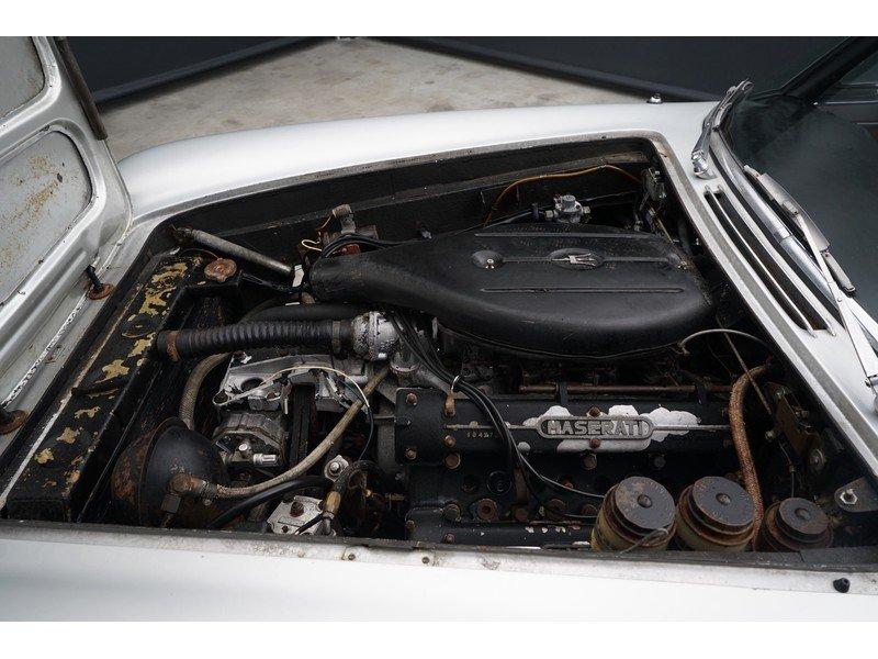 1967 Maserati Quattroporte Series 1 For Sale (picture 4 of 6)