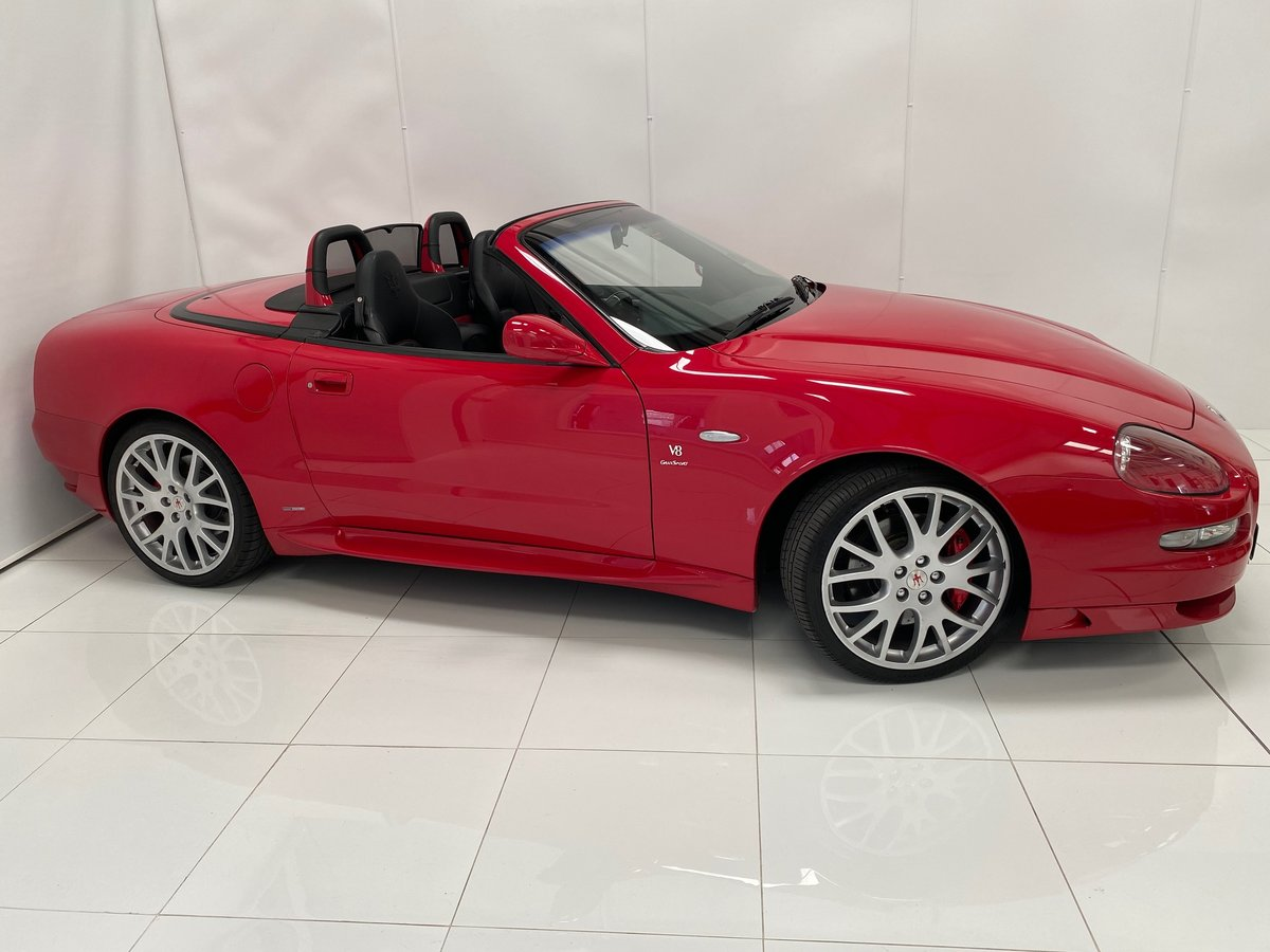 2006 GranSport Spyder One of Three UK RHD Ever made! For Sale (picture 1 of 6)