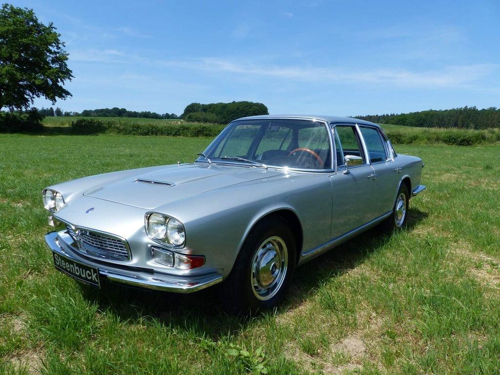1966 Maserati Quattroporte - rare and exclusive For Sale (picture 1 of 6)