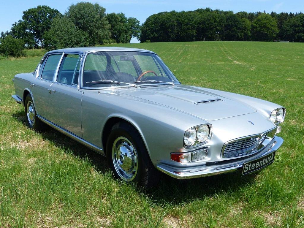 1966 Maserati Quattroporte - rare and exclusive For Sale (picture 2 of 6)