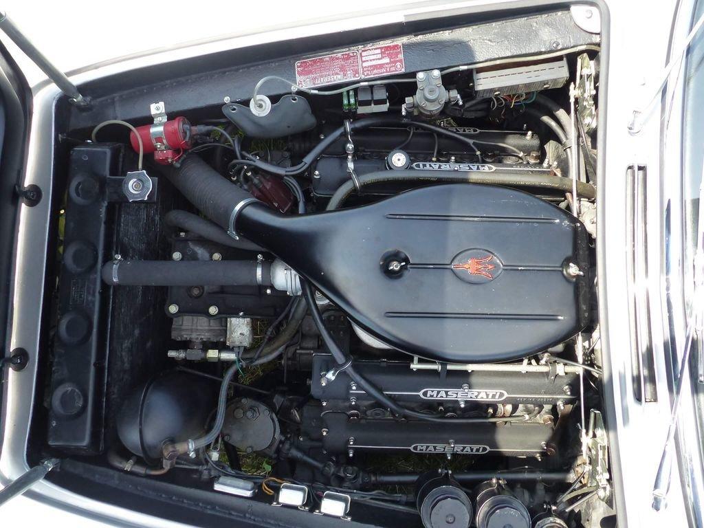 1966 Maserati Quattroporte - rare and exclusive For Sale (picture 5 of 6)