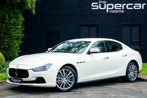 Maserati Ghibli 3.0 V6 - 35K Miles - 2014 Petrol