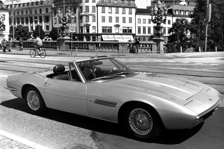 1966 Maserati Ghibli Spyder (Conversion) For Sale (picture 1 of 1)