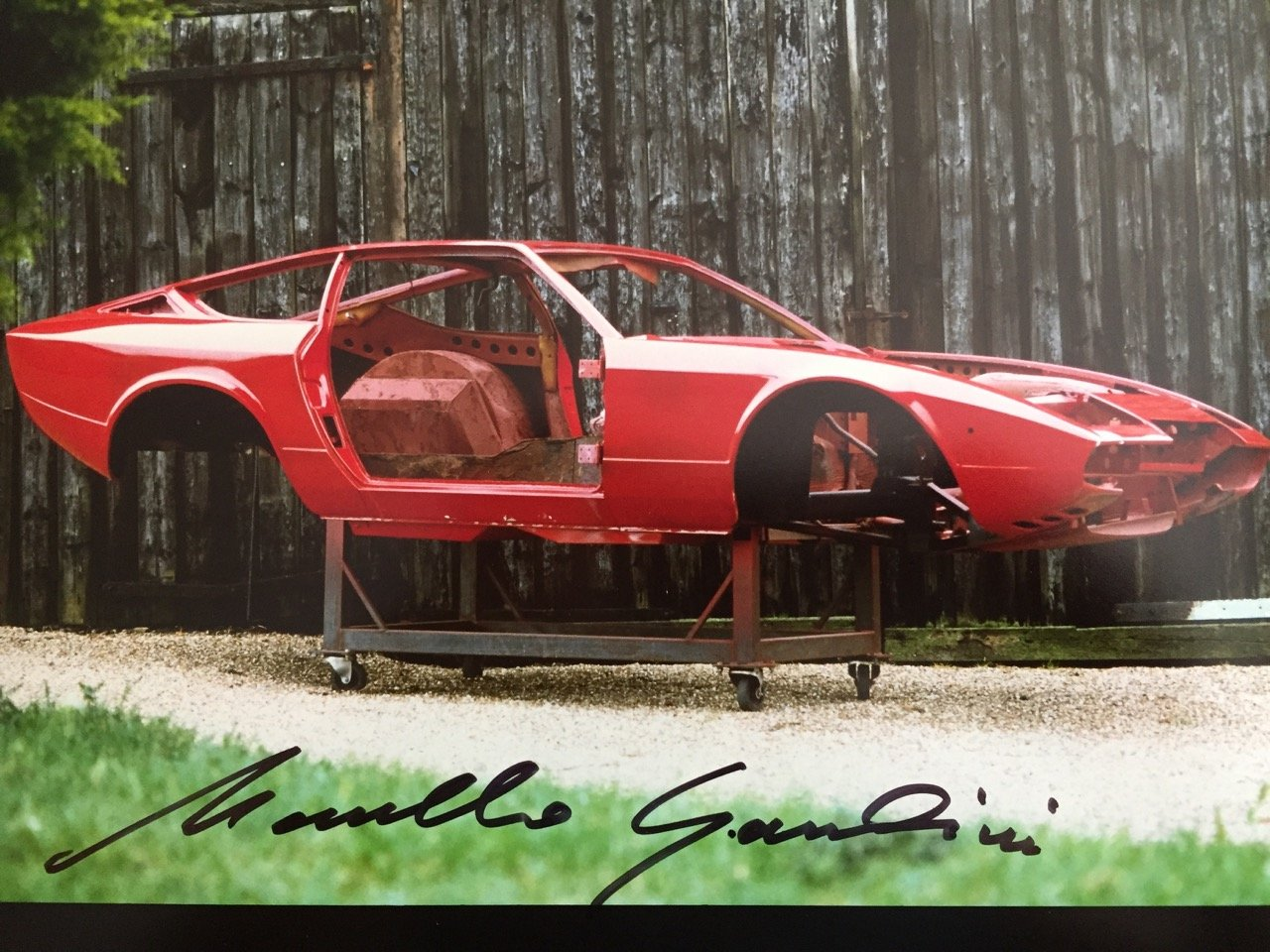 1977 Maserati Khamsin  For Sale (picture 2 of 10)