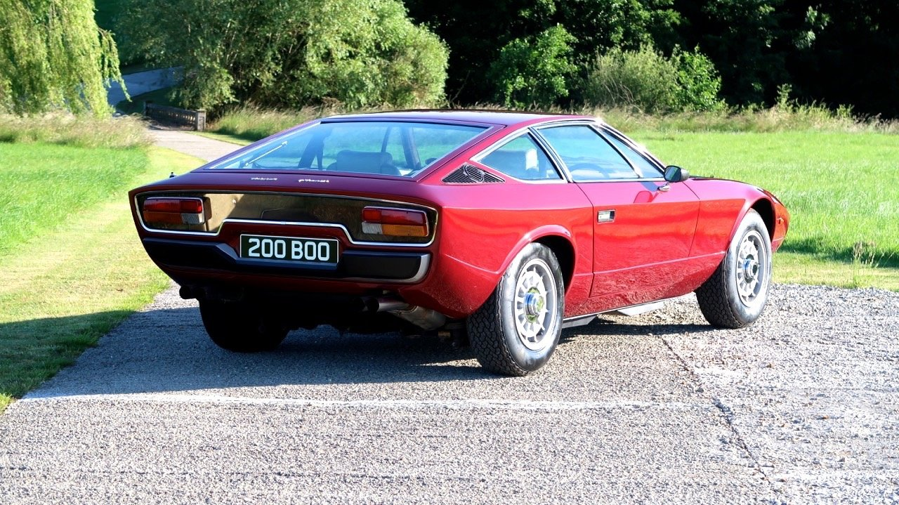 1977 Maserati Khamsin  For Sale (picture 5 of 10)