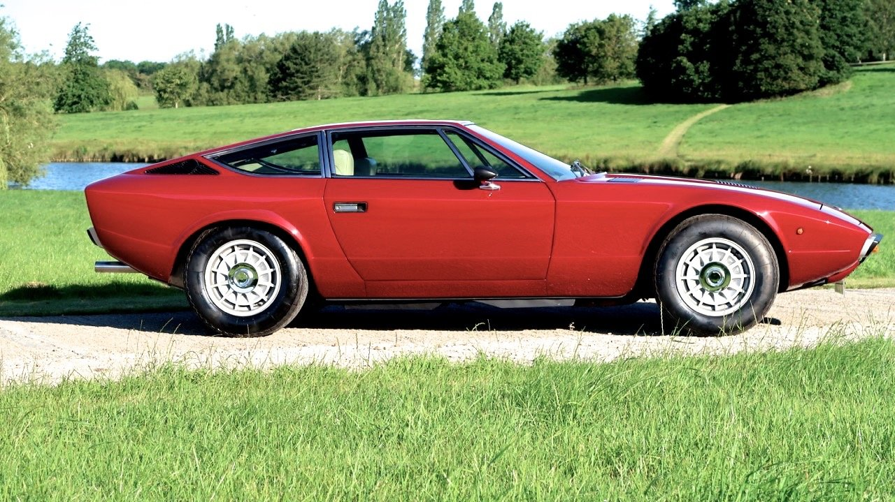1977 Maserati Khamsin  For Sale (picture 6 of 10)