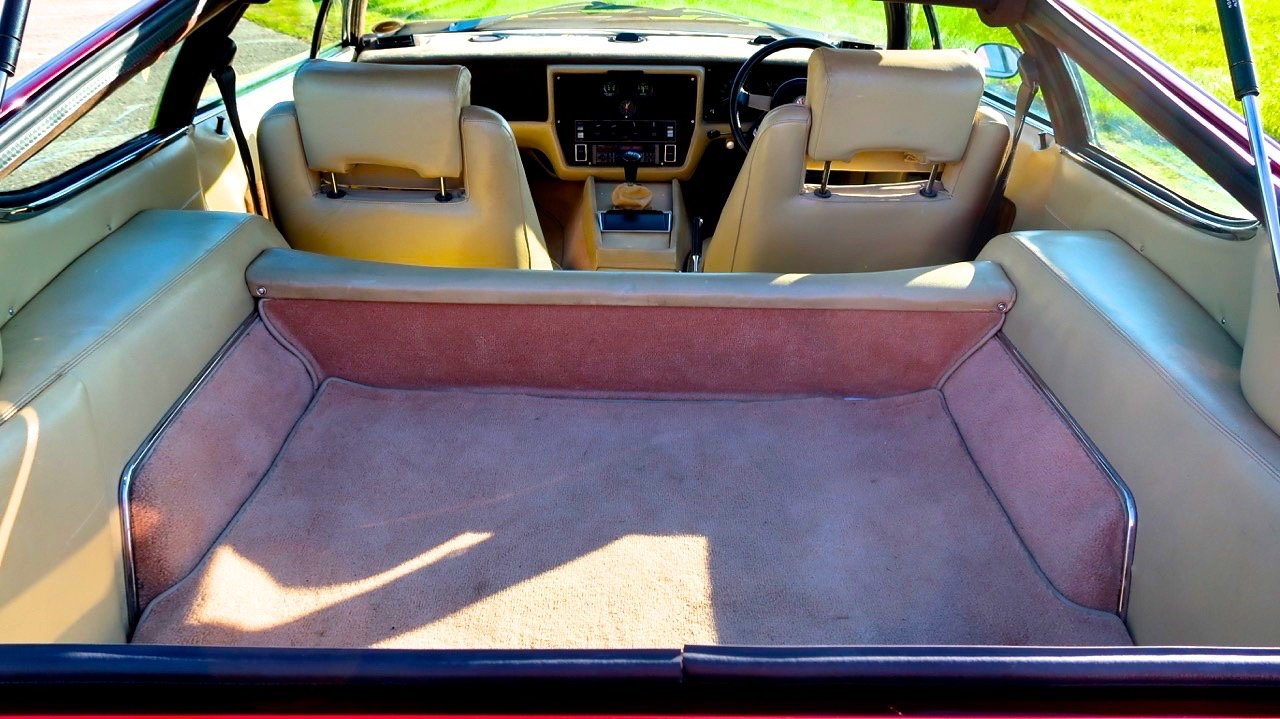 1977 Maserati Khamsin  For Sale (picture 9 of 10)