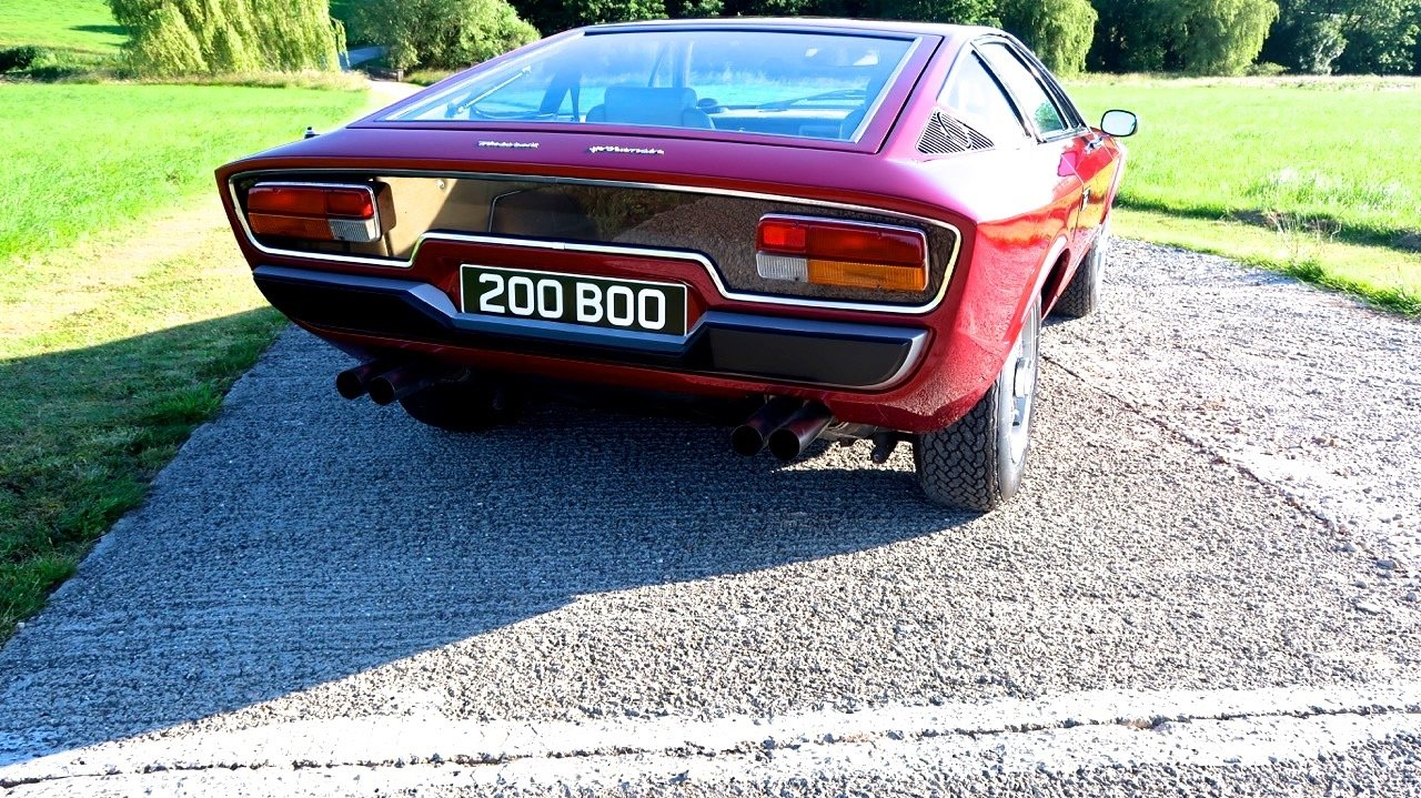 1977 Maserati Khamsin  For Sale (picture 10 of 10)