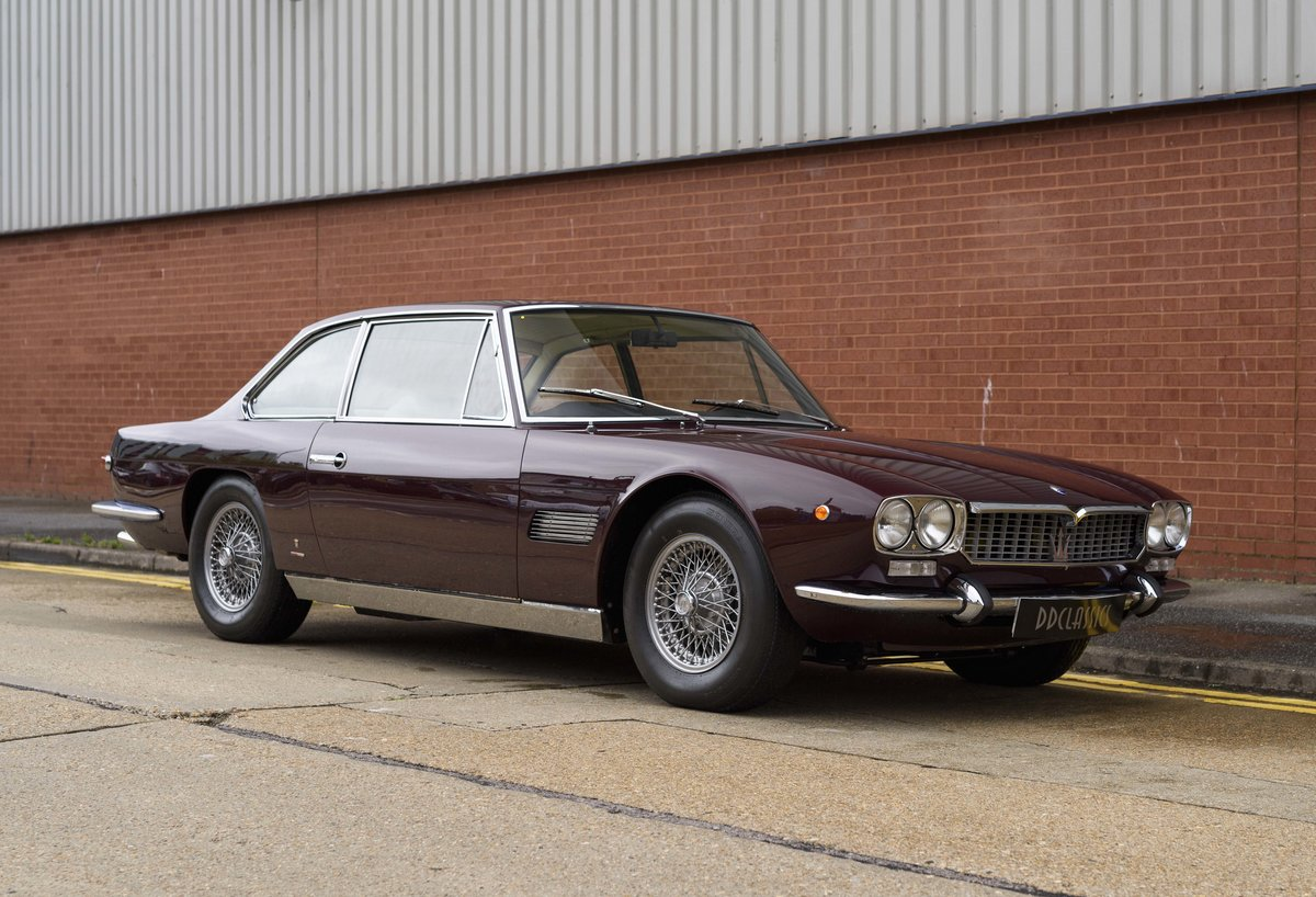 1970 MASERATI MEXICO (LHD) For Sale (picture 2 of 24)