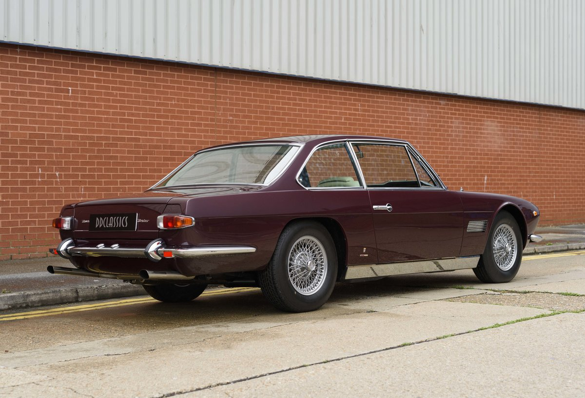 1970 MASERATI MEXICO (LHD) For Sale (picture 3 of 24)