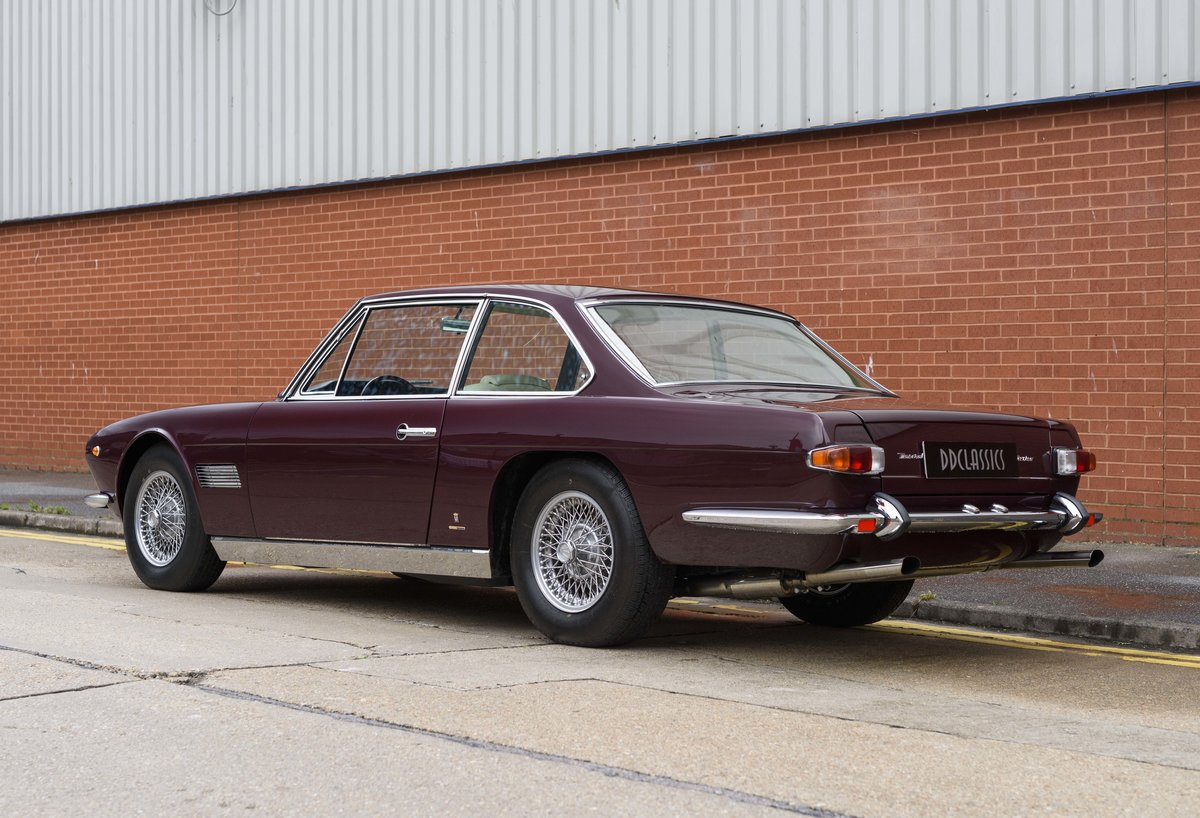 1970 MASERATI MEXICO (LHD) For Sale (picture 4 of 24)