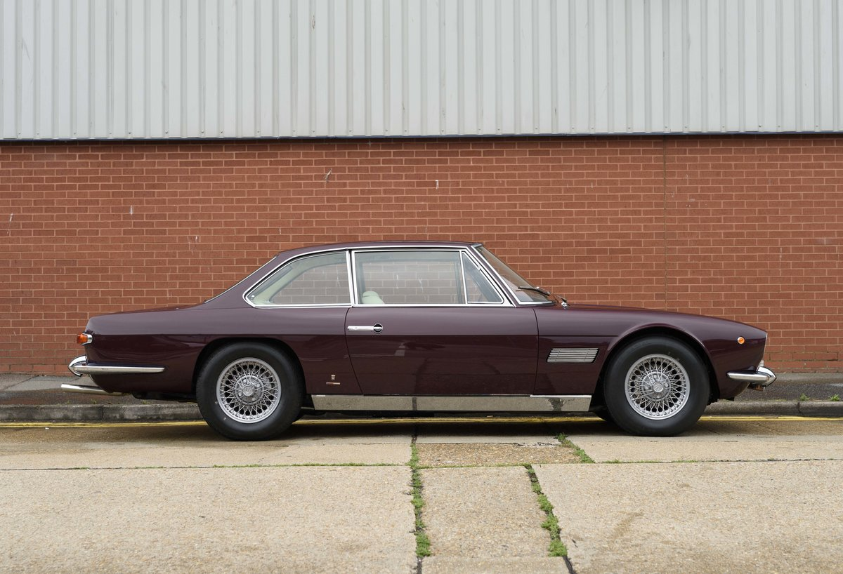 1970 MASERATI MEXICO (LHD) For Sale (picture 5 of 24)