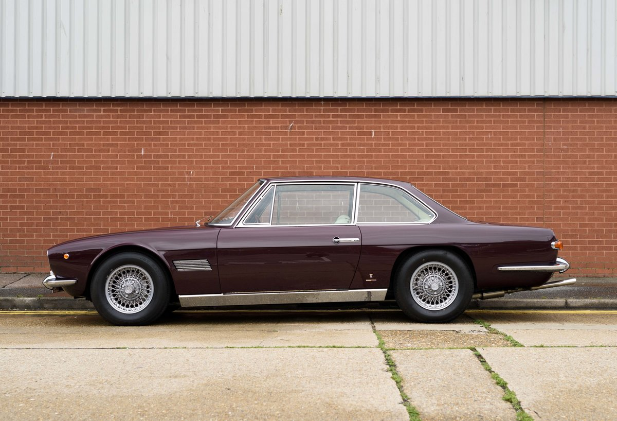 1970 MASERATI MEXICO (LHD) For Sale (picture 6 of 24)