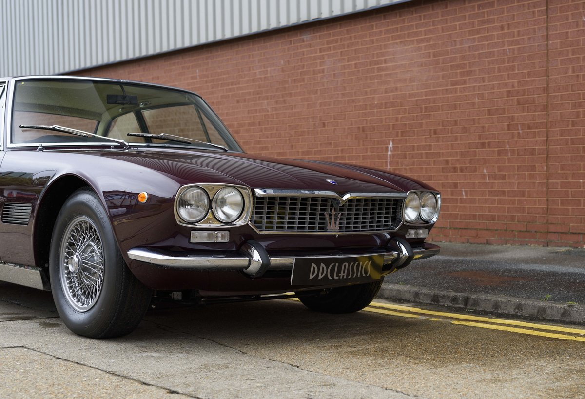 1970 MASERATI MEXICO (LHD) For Sale (picture 9 of 24)