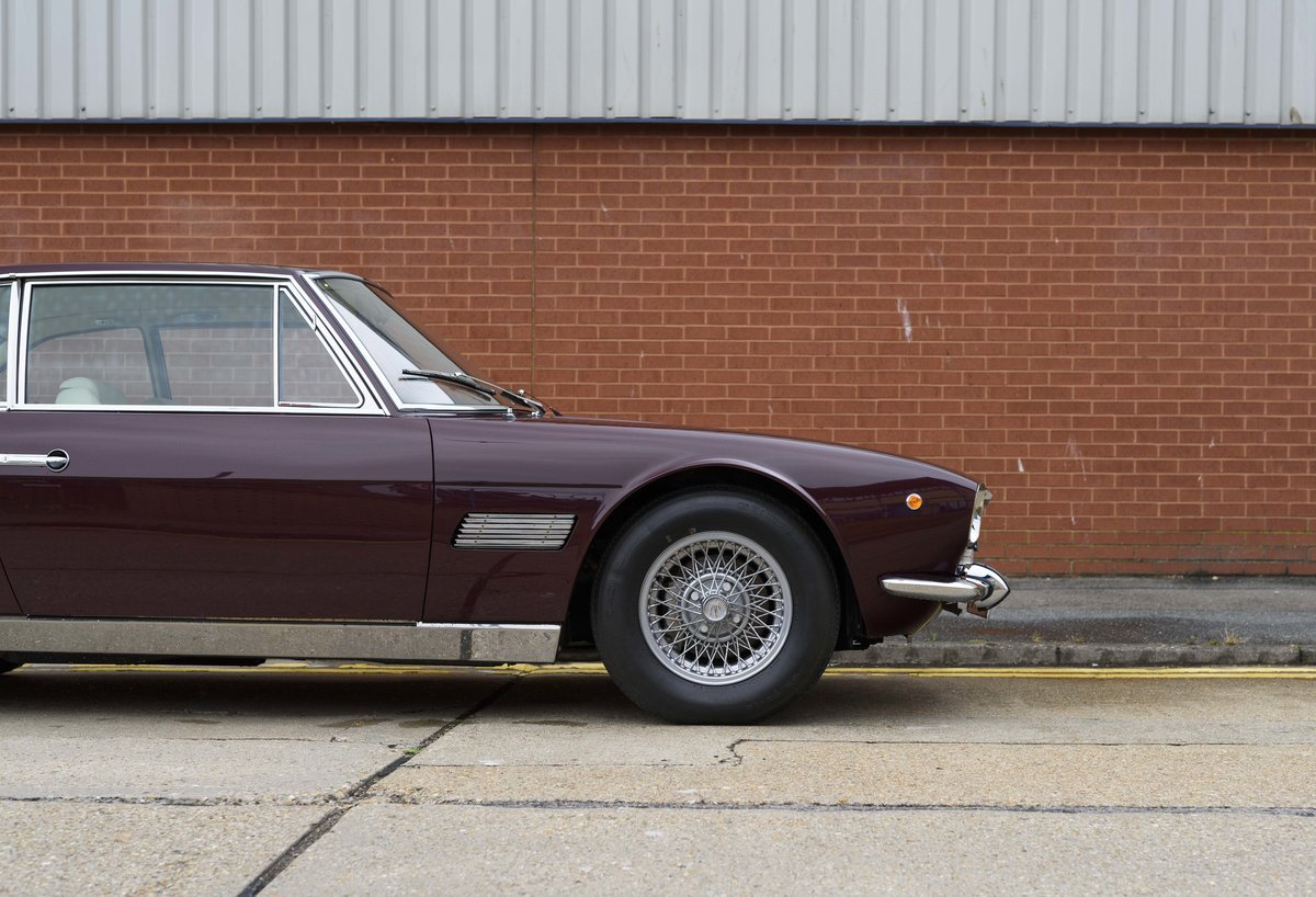 1970 MASERATI MEXICO (LHD) For Sale (picture 10 of 24)