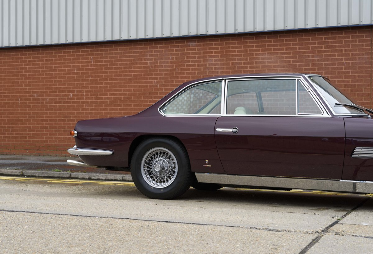 1970 MASERATI MEXICO (LHD) For Sale (picture 11 of 24)