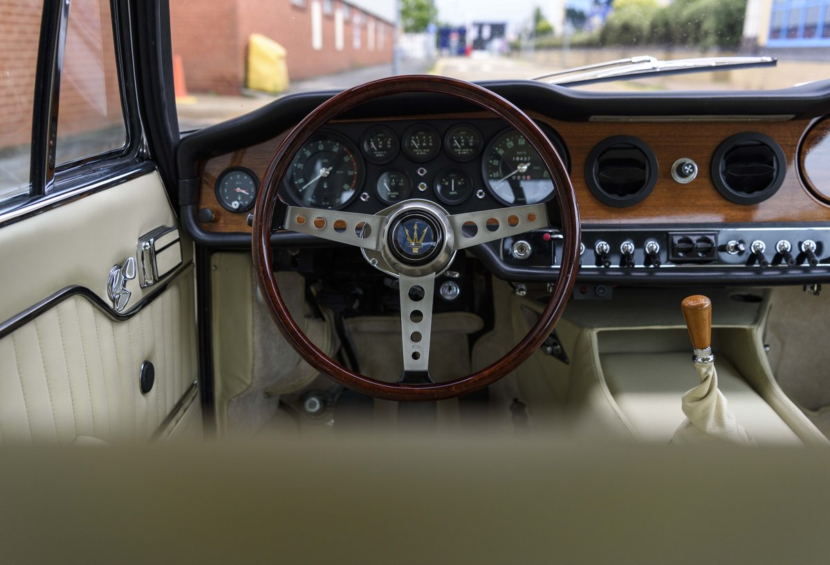 1970 MASERATI MEXICO (LHD) For Sale (picture 16 of 24)