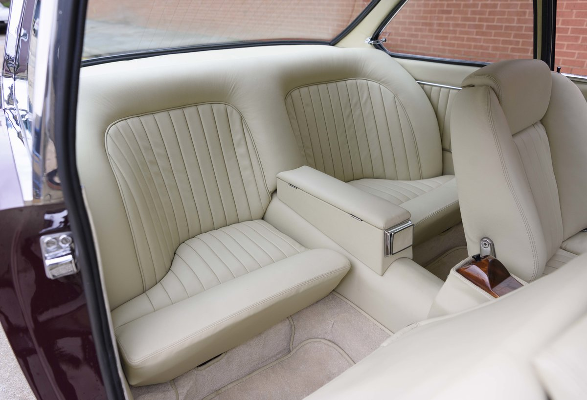 1970 MASERATI MEXICO (LHD) For Sale (picture 19 of 24)