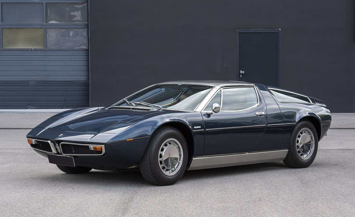 1972 Maserati Bora 4.7 For Sale by Auction (picture 1 of 1)