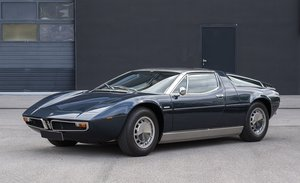 1972 Maserati Bora 4.7 For Sale by Auction